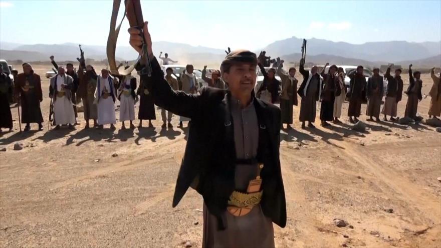 Yemeníes condenan incluir a Ansarolá en la lista negra de EEUU | HISPANTV