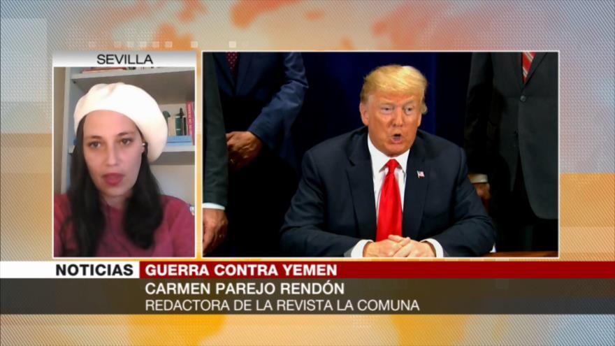 Parejo Rondón: A EEUU no le importa en absoluto el pueblo yemení