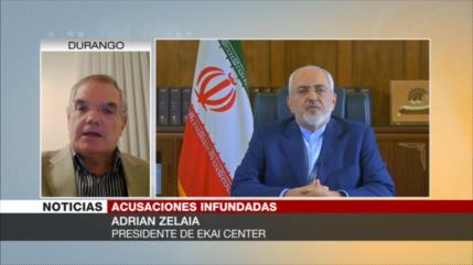 Zelaia: EEUU vincula a Irán con Al-Qaeda pero es al contrario