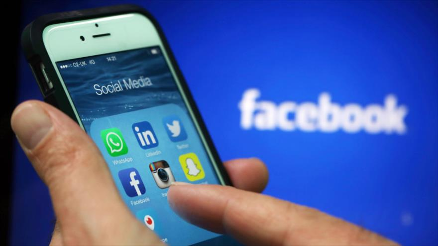 Facebook elimina cuenta de Press TV.