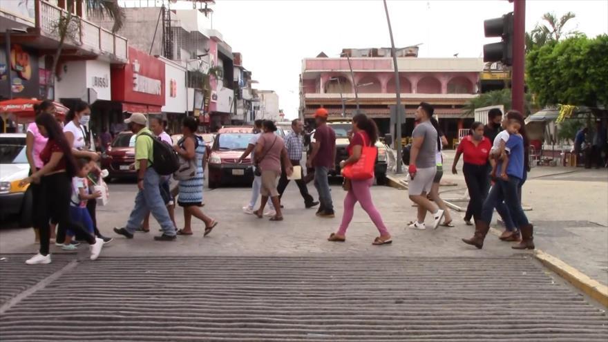 Aplican estímulos fiscales en la Frontera Sur de México