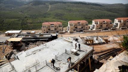 Francia urge el fin de asentamientos israelíes en tierras palestinas