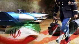 Maletín nuclear de Trump vs. base subterránea de misiles de Irán