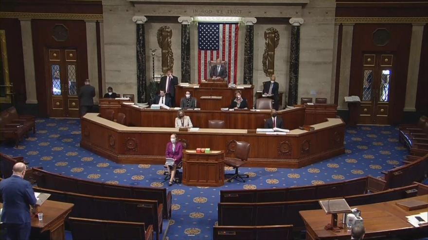 Congreso de EEUU inicia los debates sobre juicio político a Trump | HISPANTV