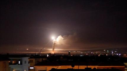 """""""Israel atacó Siria con información proporcionada por EEUU"""""""
