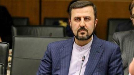 """""""No es creíble"""": Irán rechaza informe de AIEA sobre salvaguardas"""