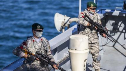 Irán retomará patrullajes en el mar Rojo ante posibles amenazas