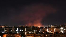 Siria condena agresión israelí que coincide con actos terroristas