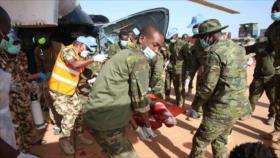 Ataque deja 4 cascos azules muertos y 5 heridos en centro de Malí