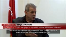 Entrevista Exclusiva: Najah Wakim