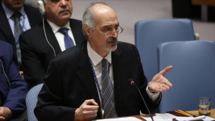 Siria pide a ONU que detenga ocupación israelí en el Golán