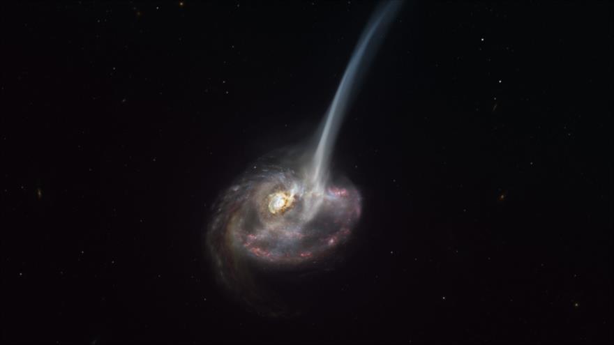 NASA afirma: Hay menos galaxias en el universo de lo que se pensaba | HISPANTV