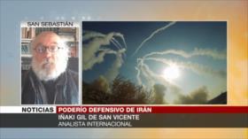 Iñaki Gil: Irán tiene la capacidad en todos aspectos militares