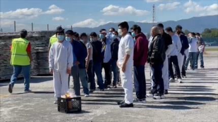 Se reactivan las deportaciones de migrantes desde EEUU a Guatemala