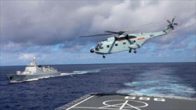 Vídeo: China simula apoderarse de un islote muy cercano a Taiwán