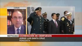 'AMLO es quien dio visto bueno para exonerar al general Cienfuegos'
