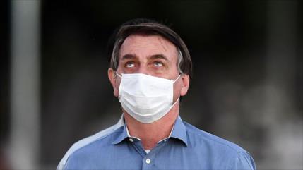 Partido de los Trabajadores reclama la destitución de Bolsonaro