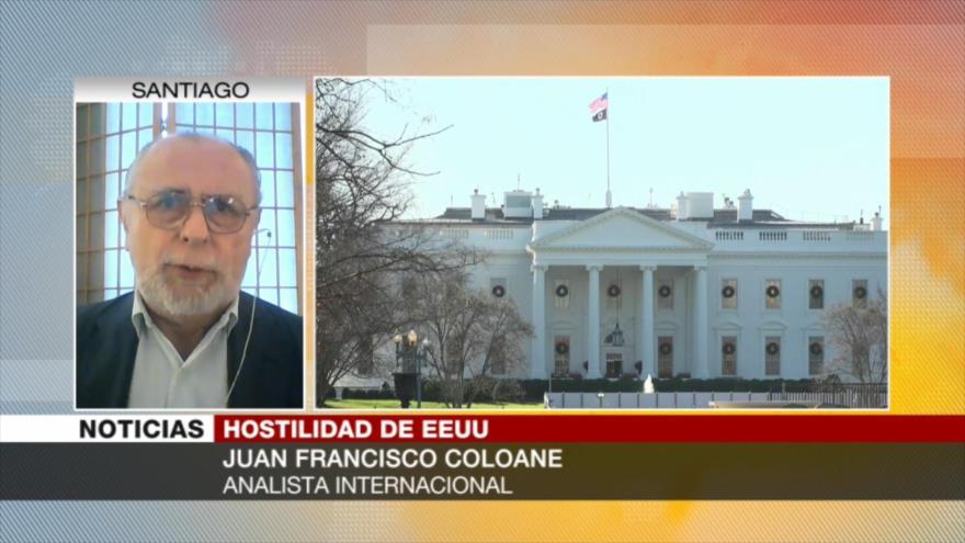 Coloane: EEUU ve a Ansarolá como una amenaza a su hegemonía | HISPANTV