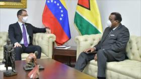 Venezuela defiende soberanía de Esequibo y rechaza injerencias