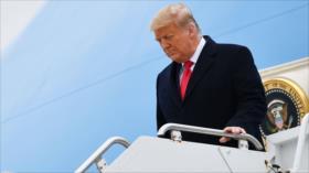 Sondeo: Mayoría en EEUU apoya destitución de Trump por Congreso