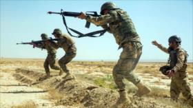 Mueren 13 efectivos afganos en un atentado del grupo Talibán
