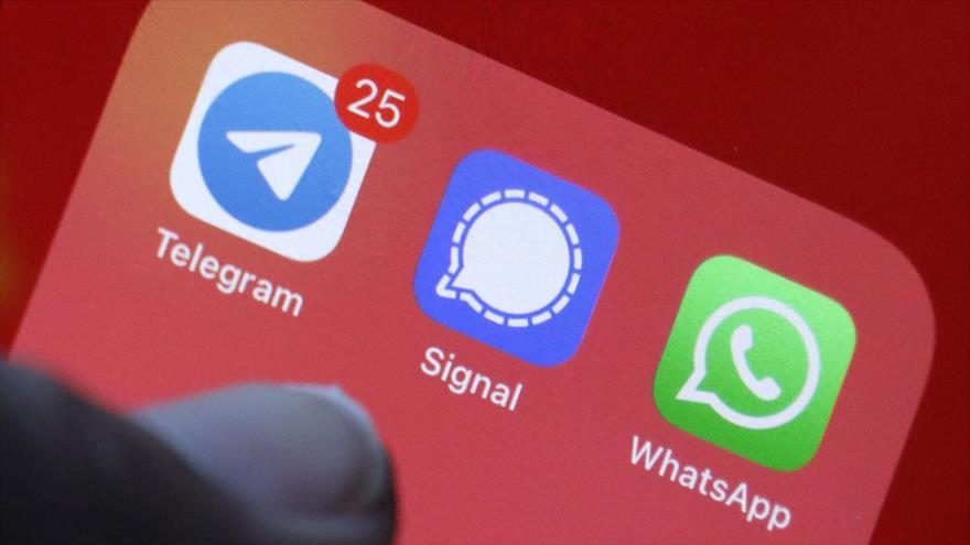 Apps de mensajería ven migración inusual tras anuncio de WhatsApp