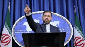 Irán demandará ante CIJ restricción de EEUU a sus diplomáticos