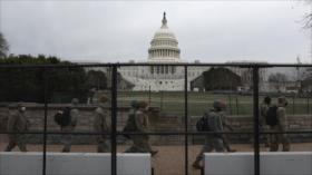 Crean una 'Zona Verde' en Washington para garantizar la seguridad