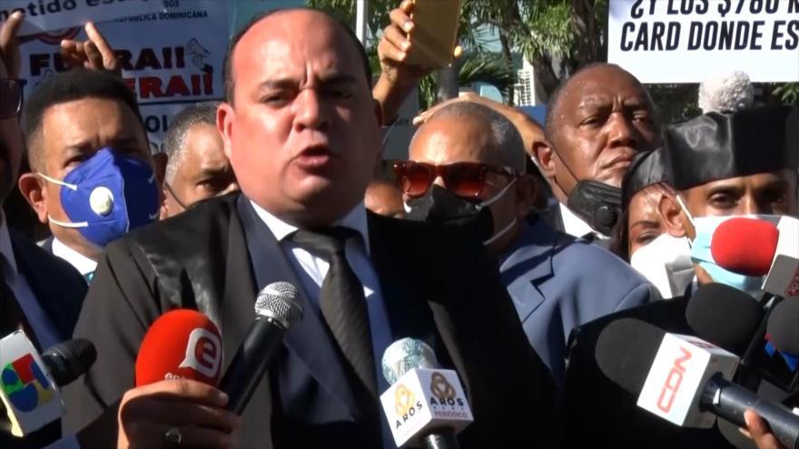 Abogados dominicanos piden destituir al presidente de Suprema Corte