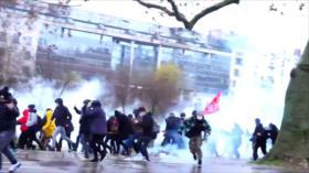 En Francia protestan contra polémica ley de Seguridad Global