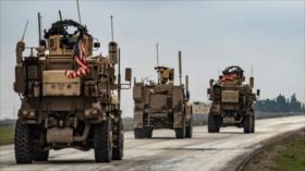 Vídeo: Convoy de la coalición de EEUU entra en Siria desde Irak