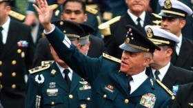 EEUU amenaza a México con no ofrecer inteligencia por Cienfuegos