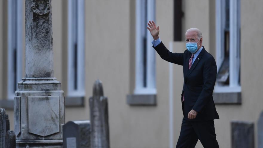 Biden firmará varios decretos en su primer día en el poder