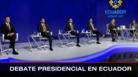 Alerta máxima en EEUU. Sanciones ilegales de EEUU. Elecciones de Ecuador - Boletín: 12:30 - 17/01/2020