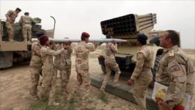 Irak, determinado a asegurar fronteras comunes con Siria