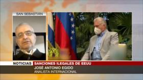 """Egido: Cuba y Venezuela frustrarán """"barbarie imperialista"""" de EEUU"""