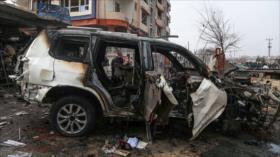 Atentado terrorista mata a dos juezas del Supremo en Afganistán