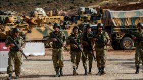 Grupo armado mata a tres soldados turcos en noroeste de Siria