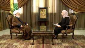 Entrevista Exclusiva: Sheij Naim Qasem