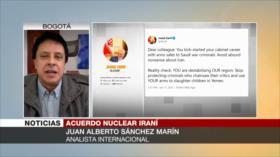 Sánchez: Presiones de EEUU, excusa de Europa para dañar el PIAC