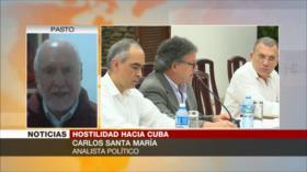 """""""Colombia no tiene pruebas sobre injerencia de Cuba en sus comicios"""""""