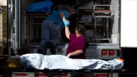 Cantineras llenas de víctimas de COVID-19; Arizona está en crisis