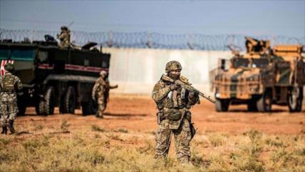Rusia envía 300 militares al noreste sirio tras despliegues de EEUU