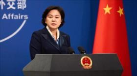 China sanciona a funcionarios de EEUU por sus lazos con Taiwán