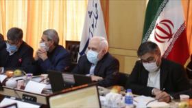 Zarif asegura que Trump no intimidó a Irán con sus medidas