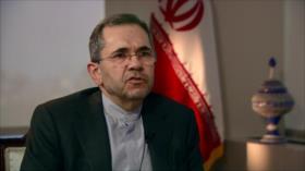 Irán asegura que no tiene prisa para juzgar al Gobierno de Biden