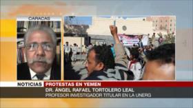 Tortolero: Trump tilda de terrorista a Ansarolá por no poder vencerle