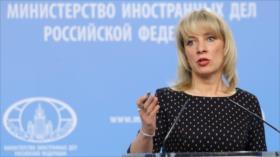 Rusia: EEUU aplica políticas de represión contra sus ciudadanos