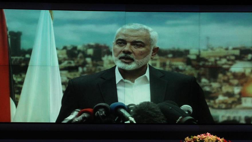 HAMAS: La resistencia es la única opción ante ocupantes israelíes