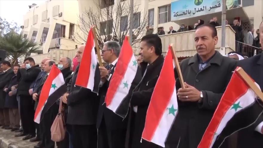 En Siria protestan contra presencia de los militares de Turquía | HISPANTV